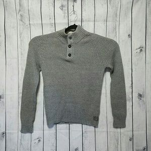 American Eagle Sweater M Pullover Gray